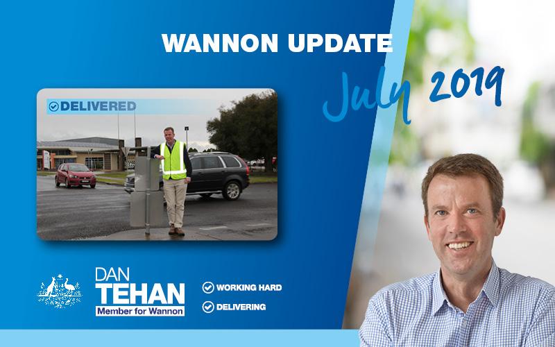 WANNON UPDATE | JULY 2019